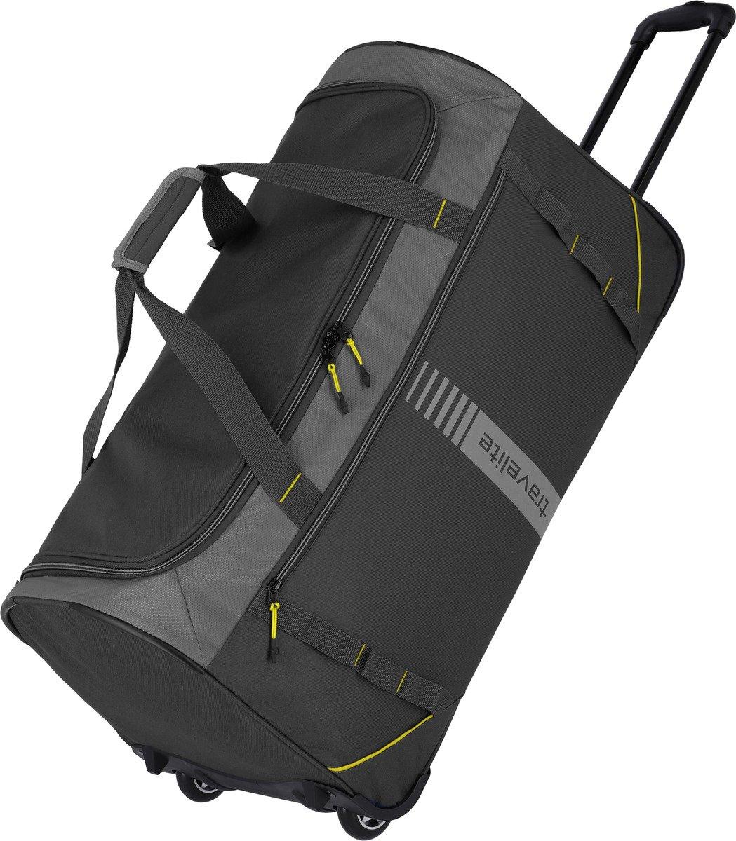 Basics Active Torba Podróżna na kółkach Travelite szara