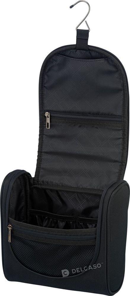 Kosmetyczka Travelite Mobile pionowa czarna
