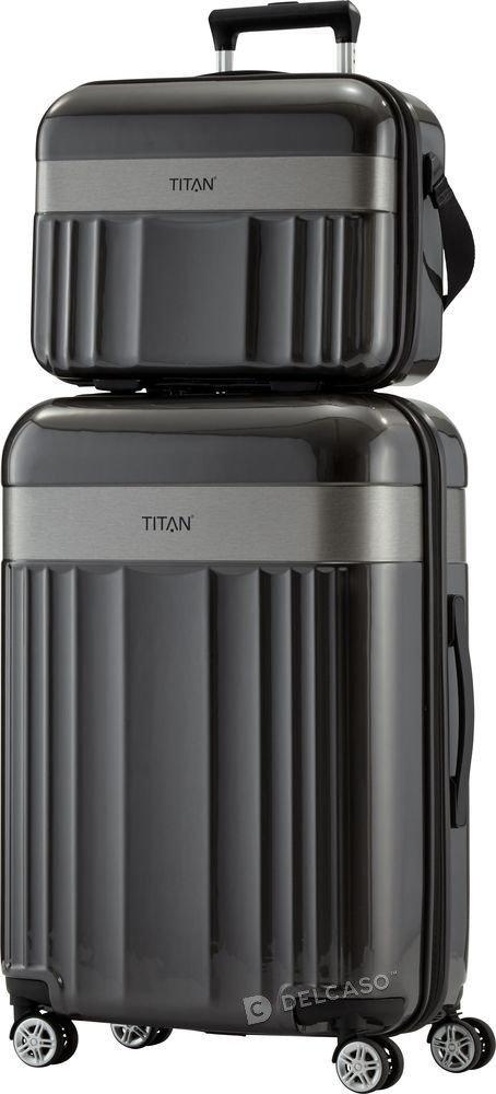 Kuferek / kosmetyczka Titan Spotlight Flash miętowa