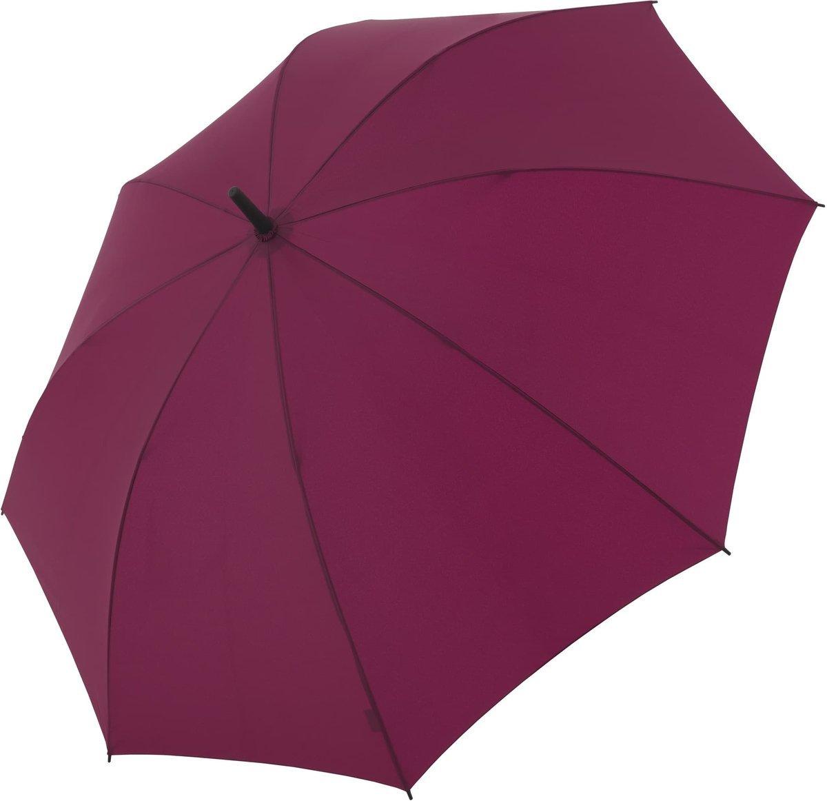 Parasol długi Zero Golf Doppler XXL fioletowy