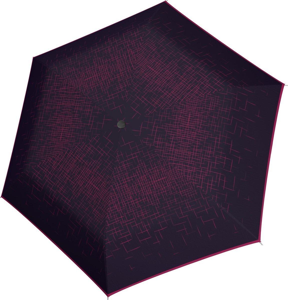 Parasol kieszonkowy Carbonsteel Mini Slim Doppler 722865P02