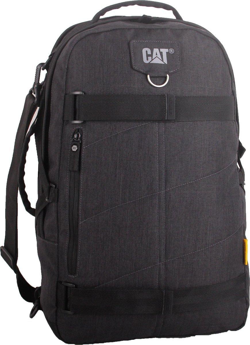 "Plecak Bryan na laptopa do 17"" CAT Caterpillar szary"