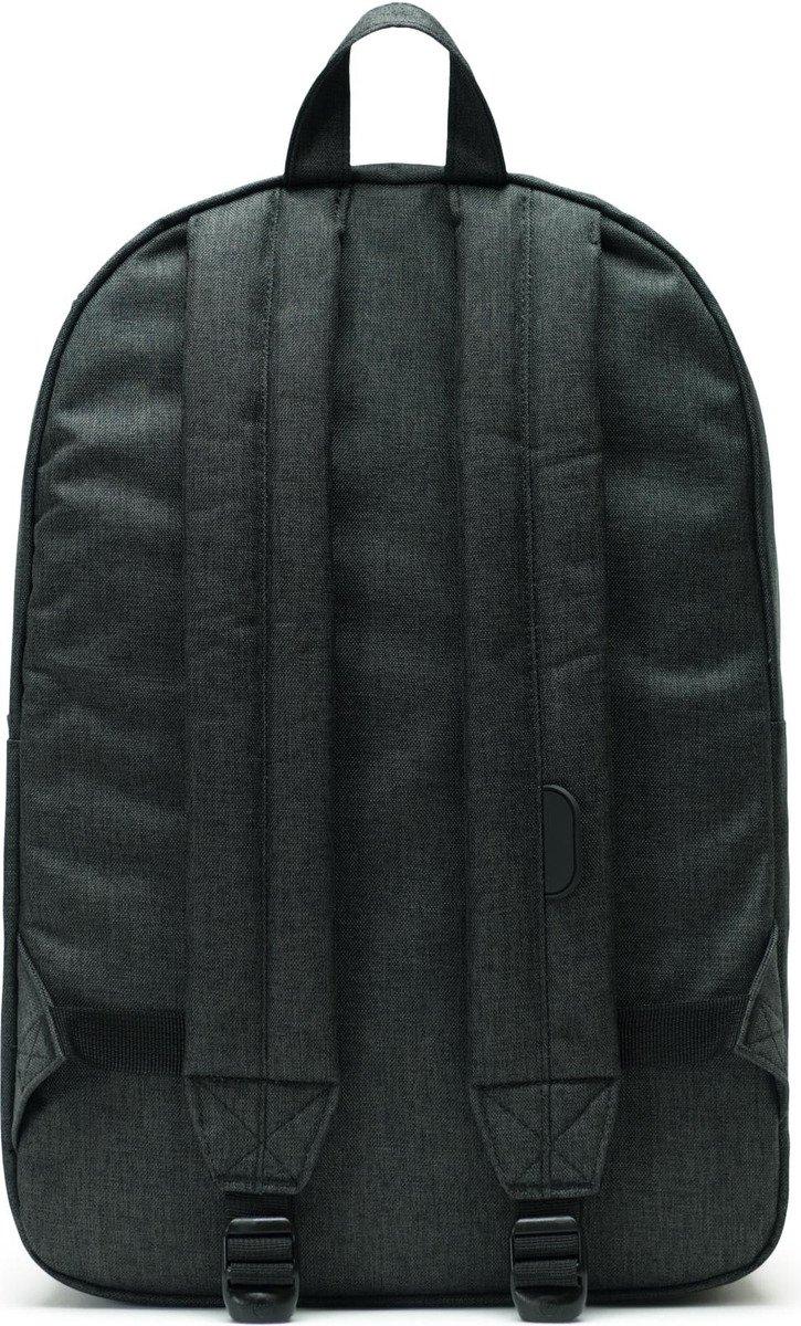 Plecak Herschel Heritage 21,5L Black Crosshatch