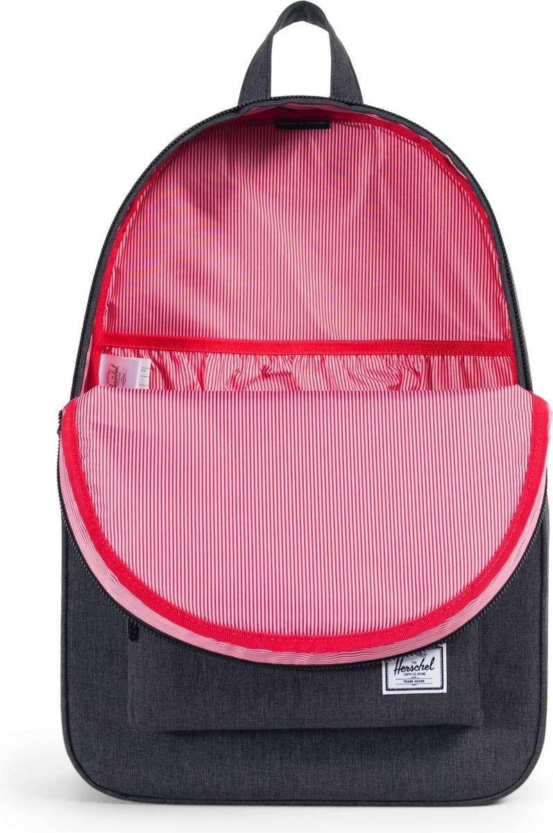 Plecak Herschel Settlement 23L Black Crosshatch