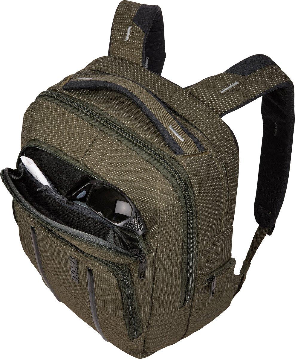 Plecak Thule Crossover 2 na laptopa do 14 cali 20L brązowy