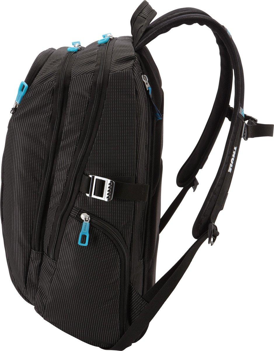 Plecak Thule Crossover 21L na laptopa do 15 cali czarny
