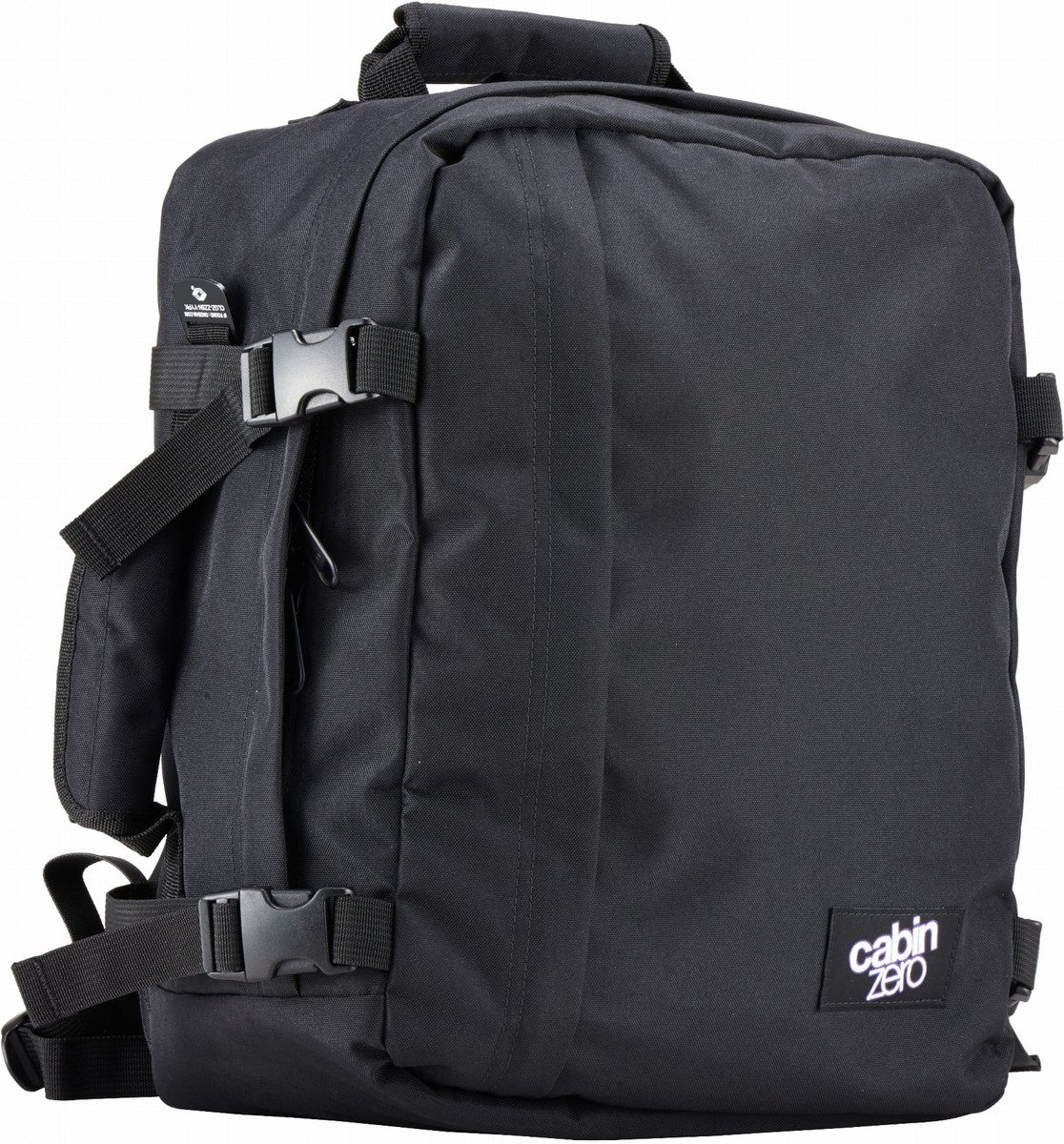 Plecak bagaż podręczny do Wizzair Cabin Zero Classic 28L Absolute Black