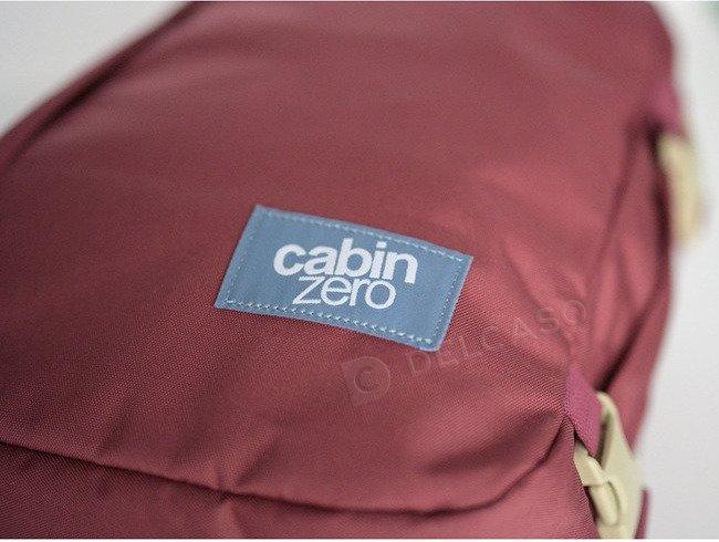 Plecak bagaż podręczny do Wizzair Cabin Zero Classic 28L Nap Wine