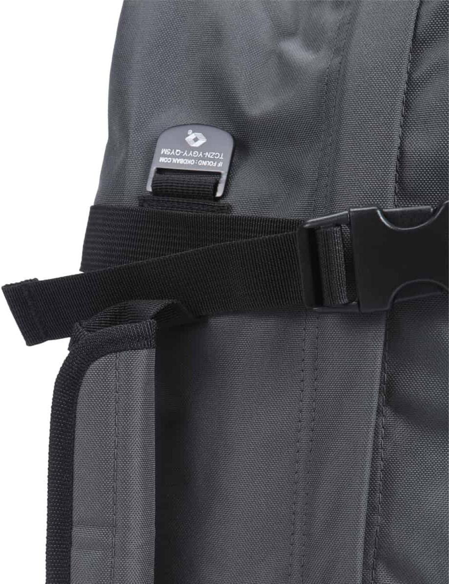 Plecak bagaż podręczny do Wizzair Cabin Zero Classic 28L Original Grey