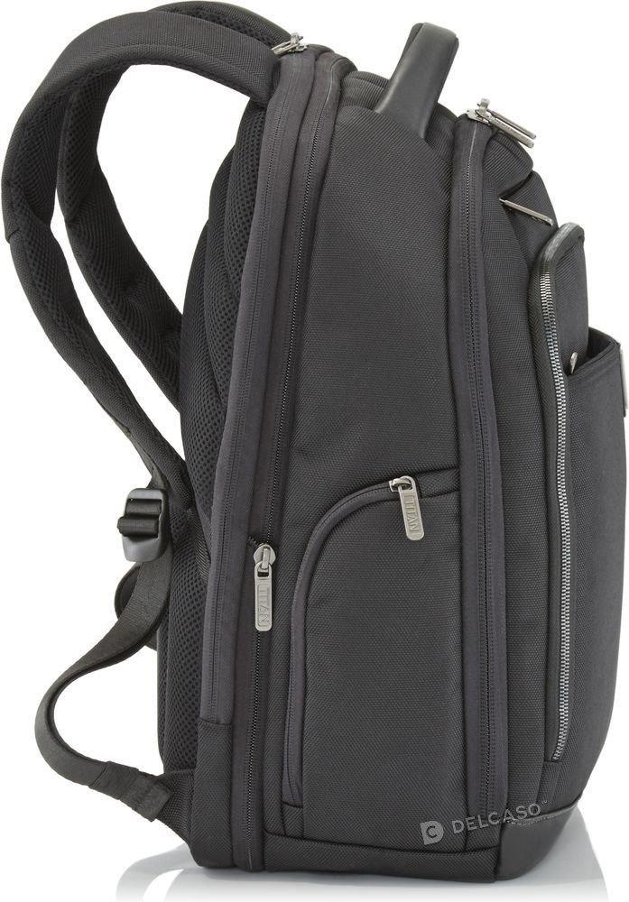 "Plecak na laptopa do 15,6"" Titan Power Pack czarny"