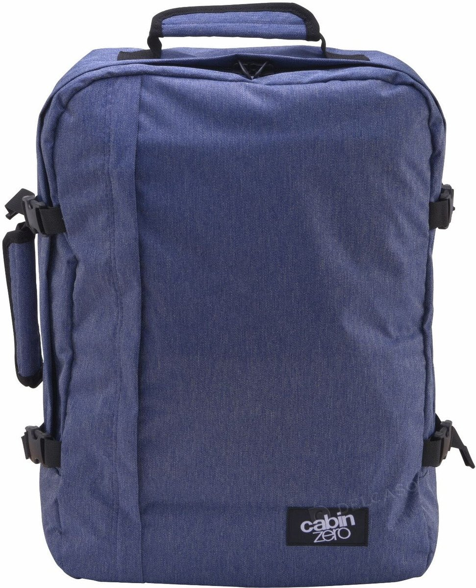 Plecak torba podręczna Cabin Zero Classic 44L Blue Jean