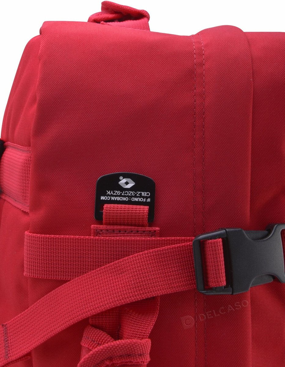 Plecak torba podręczna Cabin Zero Classic 44L Naga Red