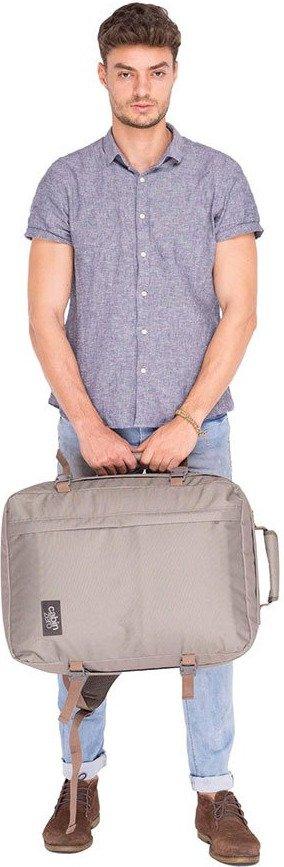 Plecak torba podręczna Cabin Zero Classic 44L Sand Shell