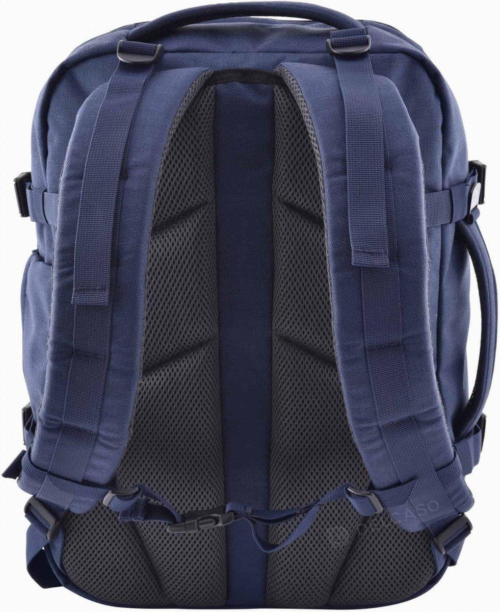 Plecak torba podręczna Cabin Zero Military 28L Wizzair Ryanair niebieski