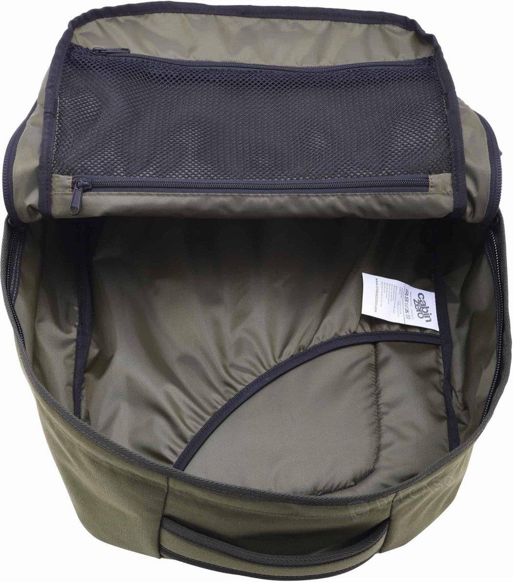 Plecak torba podręczna Cabin Zero Military 36L zielony