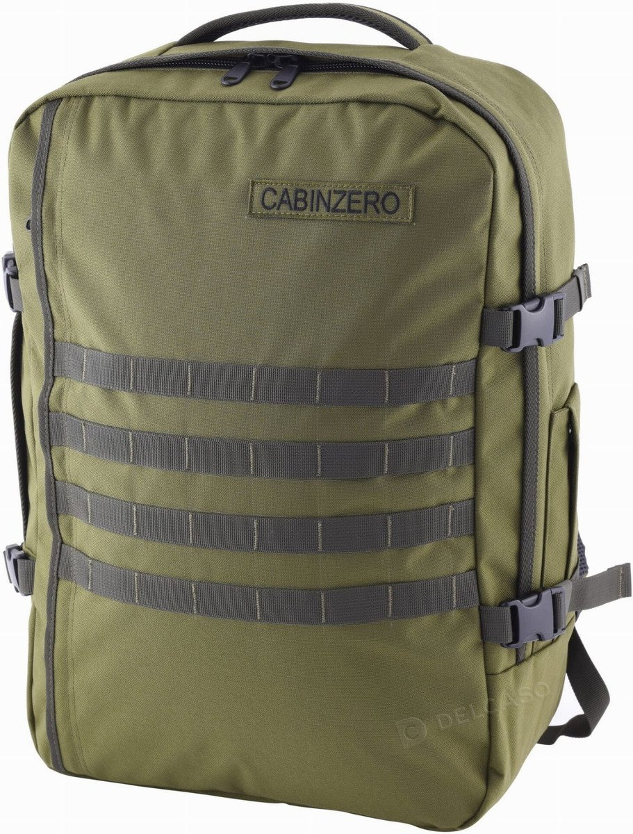 Plecak torba podręczna Cabin Zero Military 44L zielony