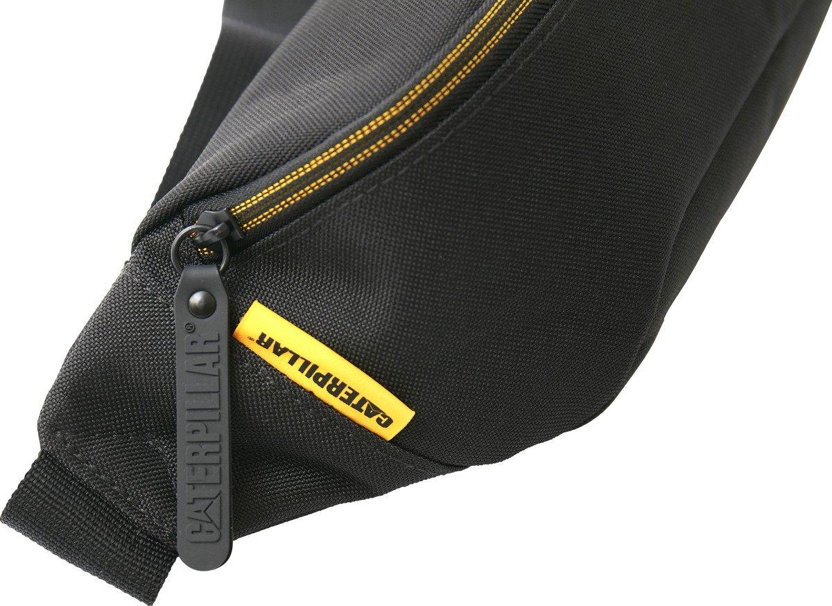 Saszetka biodrowa CAT Caterpillar Waist Bag żółta