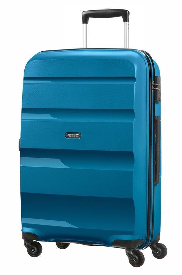 Walizka American Tourister Bon Air 66 cm niebieska