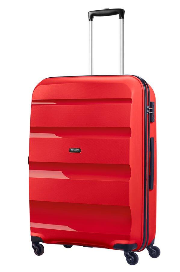 Walizka American Tourister Bon Air 75 cm czerwona