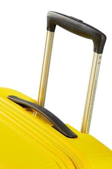 Walizka American Tourister Sunside 77 powiększana żółta