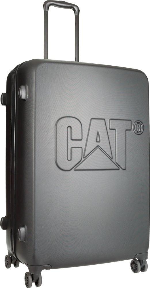Walizka duża Cat Caterpillar CAT-D 75 cm czarna