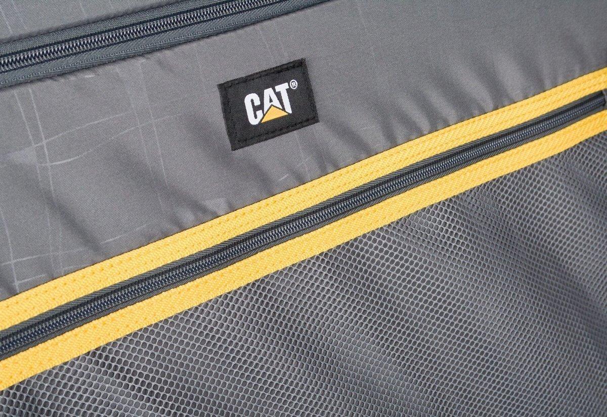 Walizka duża Cat Caterpillar Turbo 77 cm czarna