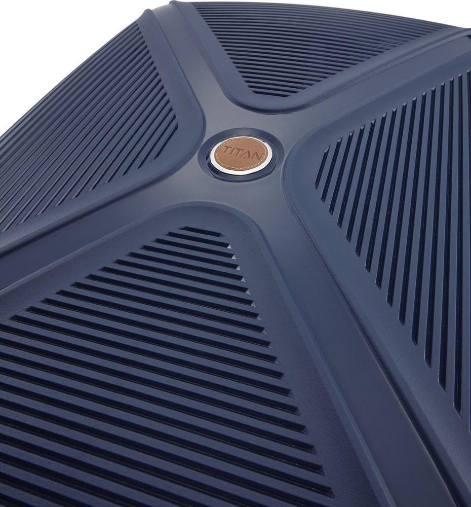 Walizka duża Titan Paradoxx 77 cm niebieska