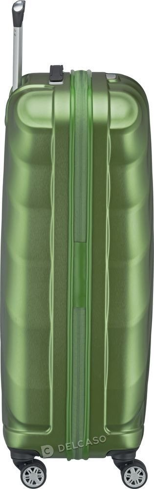 Walizka duża Titan Shooting Star 77 cm zielona