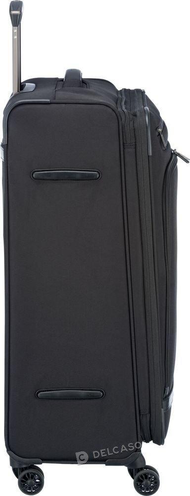 Walizka duża - poszerzana Titan CEO 78 cm czarna