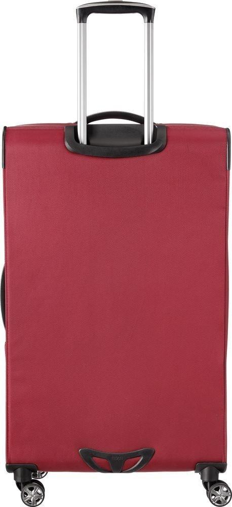 Walizka duża - poszerzana Titan Nonstop 79 cm czerwona