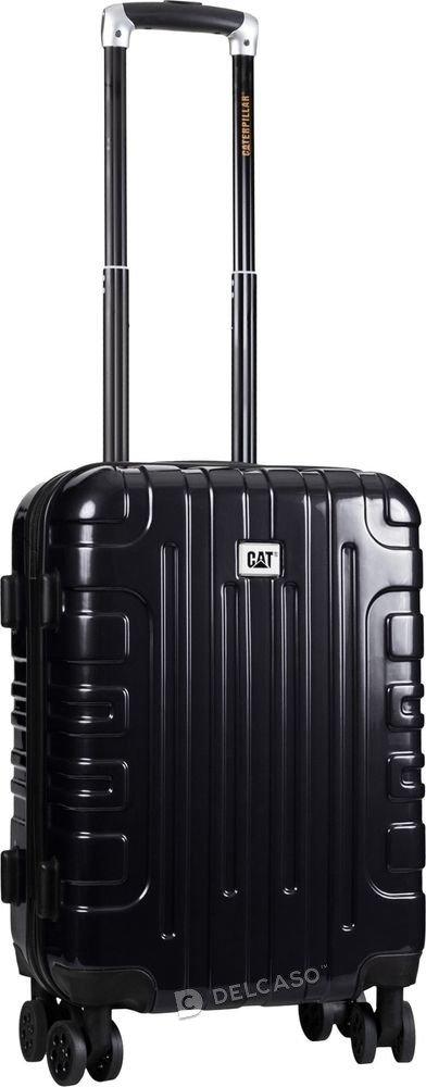 Walizka kabinowa Cat Caterpillar CityScape 54 cm mała czarna