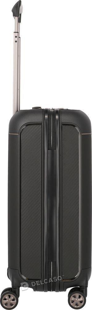 Walizka kabinowa Titan Compax 55 cm mała czarna z USB