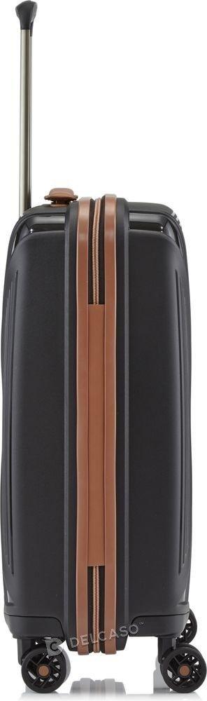 Walizka kabinowa Titan Paradoxx 55 cm mała czarna