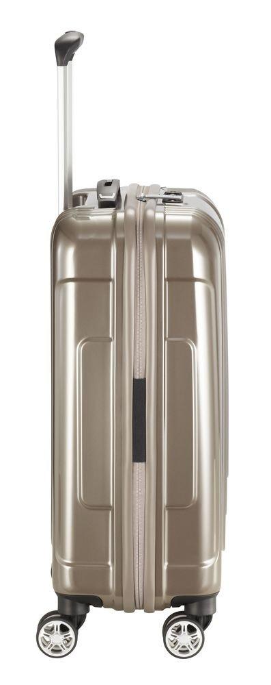 Walizka kabinowa Titan X-Ray 55 mała cm kawowa
