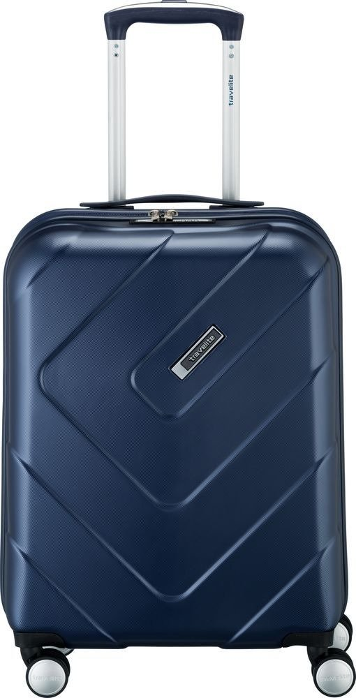 Walizka kabinowa Travelite Kalisto 55 cm mała niebieska