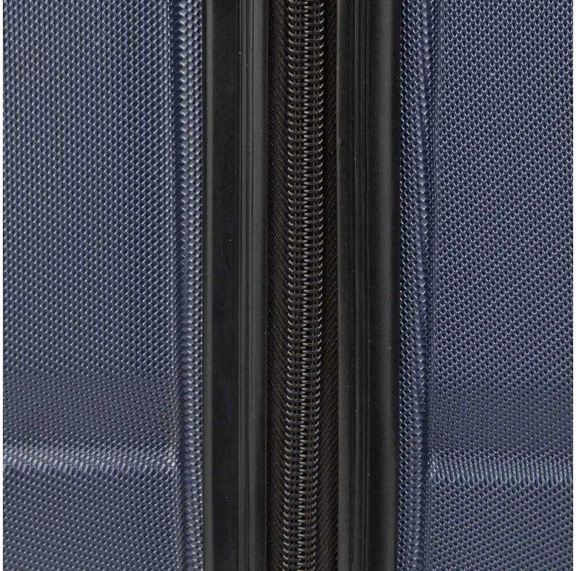 Walizka kabinowa Wittchen Arrow Line 54 cm mała granatowa