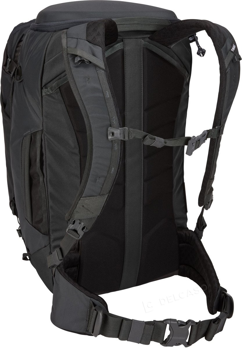 Zestaw Plecaków podróżnych turystycznych Thule Landmark 60L czarne