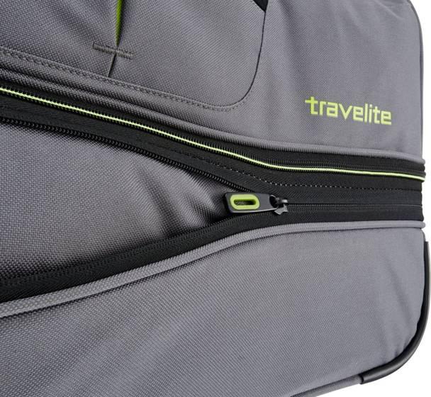 Basics Torba podróżna na kółkach S Travelite antracytowa
