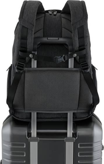 "Plecak na laptopa do 17"" Titan Power Pack antracytowy"
