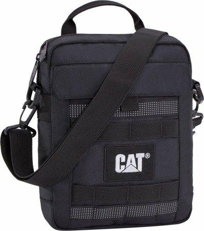 """Torba Namib na tablet do 10"""" CAT Caterpillar Combat VisiFlash czarna"""