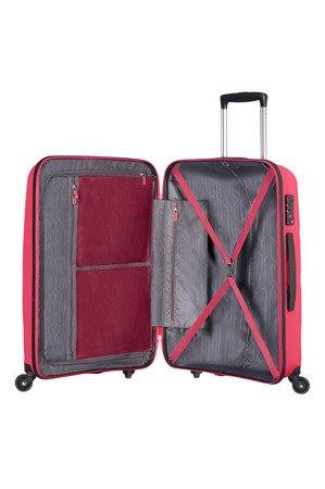 Walizka American Tourister Bon Air 66 cm różowa